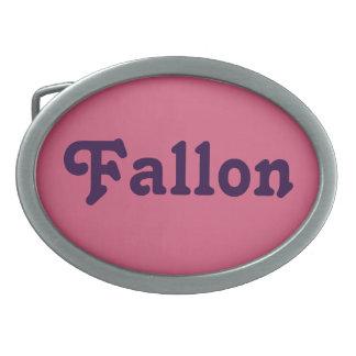 Belt Buckle Fallon