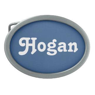 Belt Buckle Hogan
