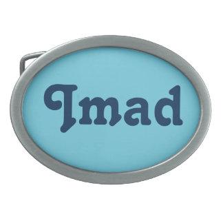 Belt Buckle Imad