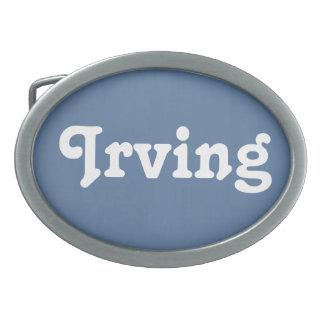 Belt Buckle Irving