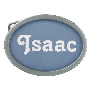 Belt Buckle Isaac