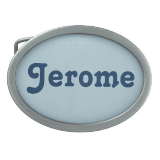 Belt Buckle Jerome