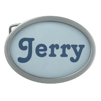 Belt Buckle Jerry