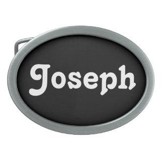 Belt Buckle Joseph