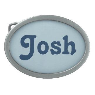 Belt Buckle Josh