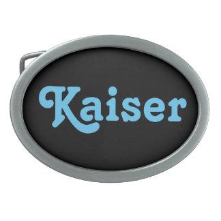 Belt Buckle Kaiser