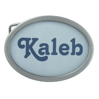 Belt Buckle Kaleb
