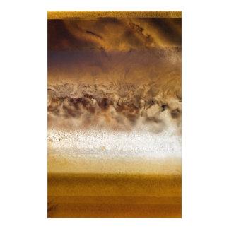 Belt of Jupiter Geode Stationery Paper