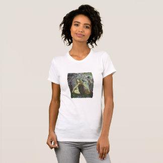 Beltane May Day T-Shirt Witch Art Pagan Goddess