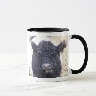 Belted Galloway Cow - Emma Mug