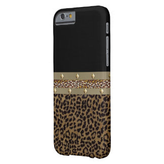 Belted Leopard IPhone 6 Case