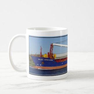 Beluga Expectation mug