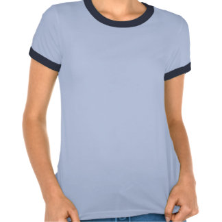 Beluga Whales Ladies T-Shirt