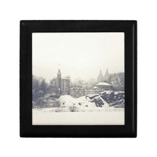Belvedere Castle in the Winter in Central Park Gift Box