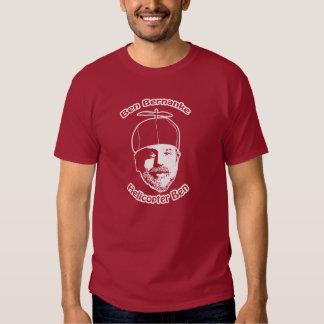 Ben Bernanke  - Helicopter Ben Shirt