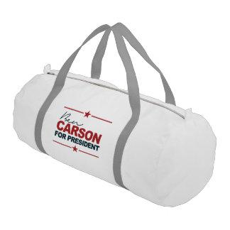 Ben Carson For President 2016 Signature Gym Duffel Bag