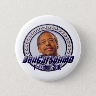 Ben Carson for President Button