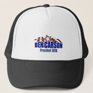 Ben Carson for President - Modern Eagle 2016 Trucker Hat