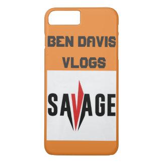 Ben Davis vlogs SAVAGE IPhone 7/8 case