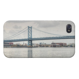 Ben Franklin Bridge Cases For iPhone 4