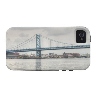 Ben Franklin Bridge iPhone 4/4S Covers