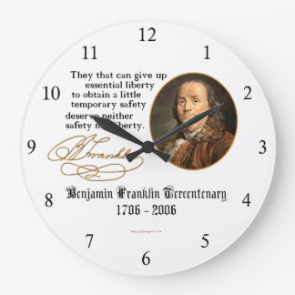 Ben Franklin - Liberty Clocks