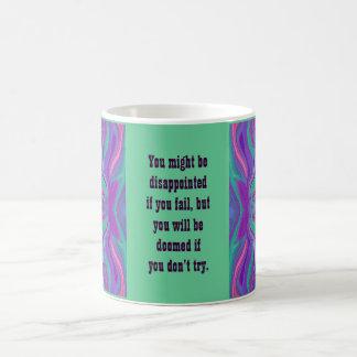 ben franklin quote failure mugs