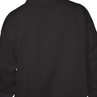 Ben Franklin Quote:  Security Over Liberty Hooded Pullover