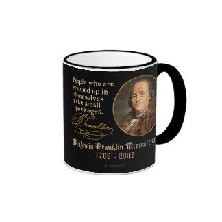 Ben Franklin - Small Packages Mug