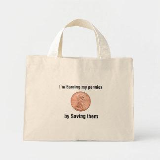 Ben Franklin Spoof Bags