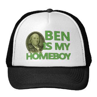 Ben Is My Homeboy Cap