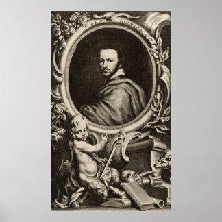 Ben Jonson Poster
