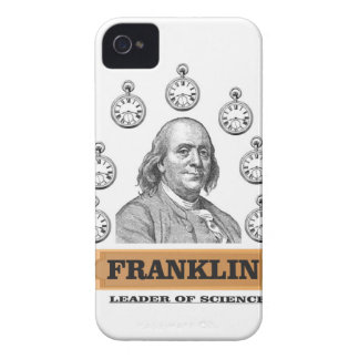 Ben Leader of science iPhone 4 Case-Mate Cases