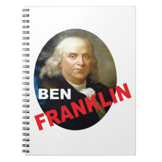 Ben Spiral Notebook