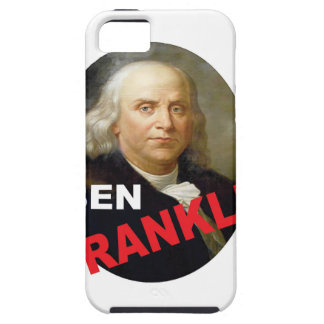 Ben Tough iPhone 5 Case