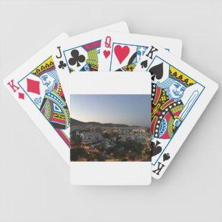 Benalmadena Bicycle Playing Cards