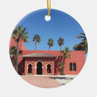 Benalmadena Ceramic Ornament