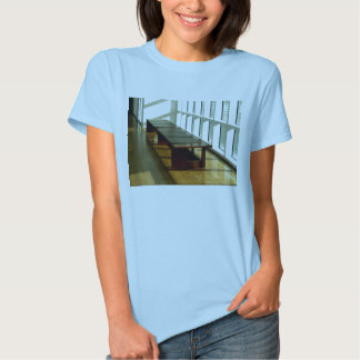 Bench In A Museum Tee Shirt
