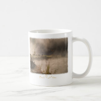 Bench Pond Steam Mugs