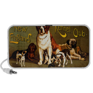 Bench Show. New England Kennel Club Travel Speakers
