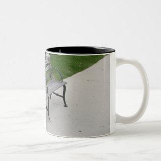 Bench Two-Tone Mug