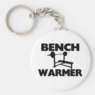 Bench Warmer Key Ring