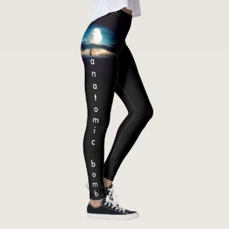 bend anatomical leggings
