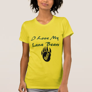Bend, I Love My Lava Bears T-Shirt