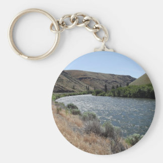 Bend in the River Key Chains