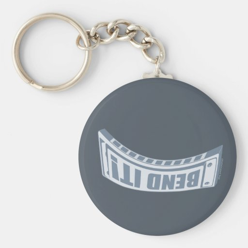 Bend it! key chain
