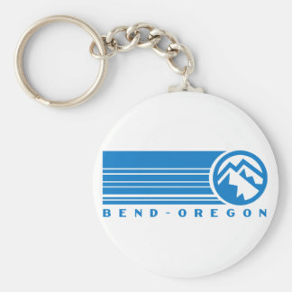 Bend Oregan Keychain