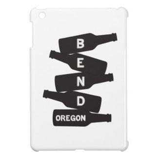 Bend Oregon Beer Bottle Stack Logo iPad Mini Case