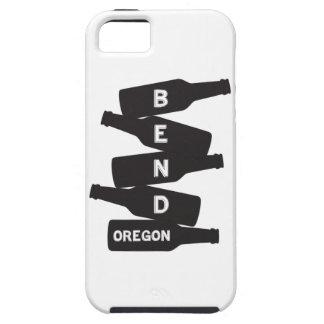 Bend Oregon Beer Bottle Stack Logo iPhone 5 Cover