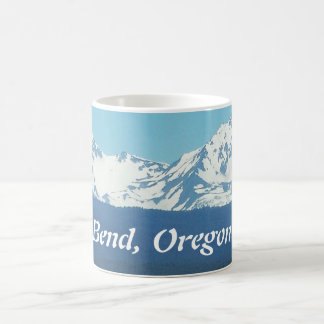 Bend, Oregon Coffee Mug